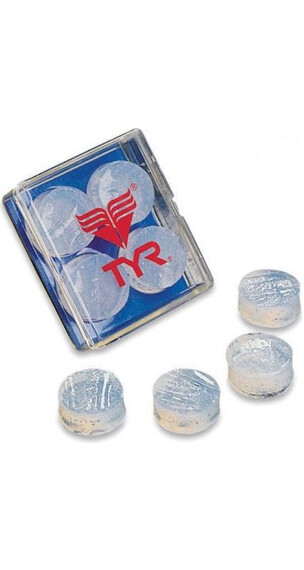 TYR Soft Silicone Transparent